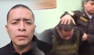 "DIPROVE: capturan a peligroso integrante de banda de ""Robacarros"" en El Agustino"