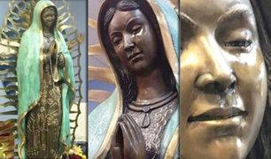 EEUU: fieles aseguran que estatua de Virgen de Guadalupe 'llora'