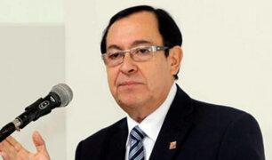 Palacio de Justicia: eligen a Víctor Prado Saldarriaga como nuevo presidente del Poder Judicial