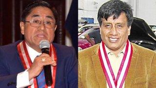 Difunden nueva conversación entre Hinostroza y Camayo donde mencionan a Vizcarra