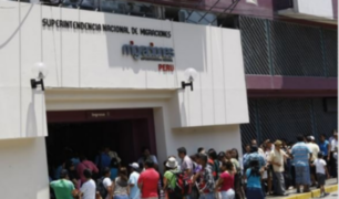 SMP: Migraciones inaugura nuevo local para trámites de PTP