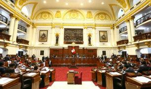 Congreso aprobó las cuatro reformas constitucionales para referéndum