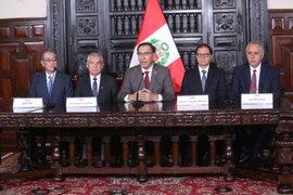 Gobierno anuncia inicio del megaproyecto minero Quellaveco en Moquegua