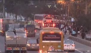 Revelan que existen 600 paraderos de transporte público que representan riesgos de contagios