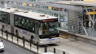 Metropolitano: entérate cuál será el horario especial de sus servicios y rutas por Fiestas Patrias