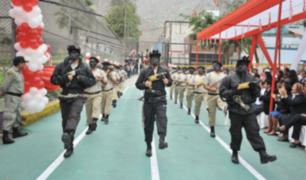 Internos del penal de Lurigancho concursan por Fiestas Patrias