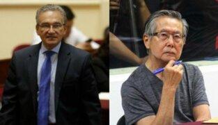 Alejandro Aguinaga asegura que Alberto Fujimori no conoce a César Hinostroza