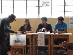 Elecciones 2018: Entérate si eres miembro de mesa para los comicios del 7 de octubre