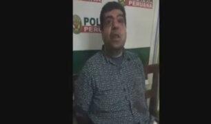 Miraflores: ciudadano jordano acuchilló a efectivo policial