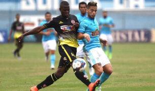 Sporting Cristal empató 0-0 con UTC y es nuevo líder del Torneo Apertura