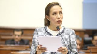 Piden a Paloma Noceda reconsiderar renuncia a bancada de FP