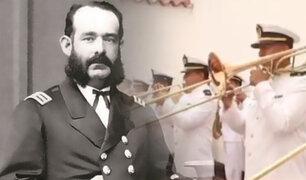 """En Fiestas Patria, Piura rinde homenaje al """"Caballero de los Mares"""""""