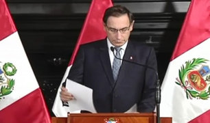 Congreso de la República: crece expectativa por mensaje de presidente Vizacarra