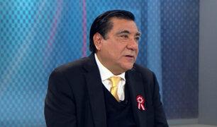 García Toma: El anuncio del presidente no se sostiene en la Constitución