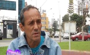 Llegó desde Chiclayo para buscar a su madre, a quien no ve desde hace 50 años