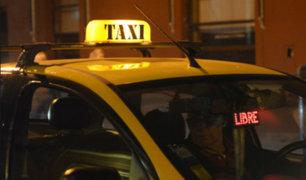 Historias urbanas contadas por taxistas