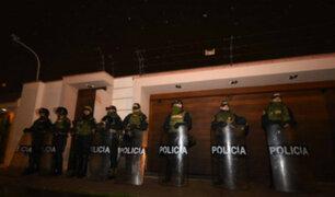 Detienen a 11 integrantes de organización criminal 'Los Cuellos Blancos del Puerto'