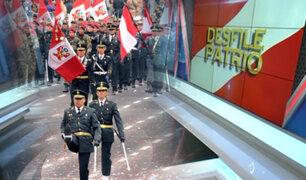 Fiestas Patrias: Así fue la previa al desfile militar