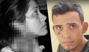 Los Olivos: extranjero ataca con una navaja a joven por robarle el celular
