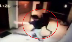 Surco: ciudadana extranjera es agredida por su pareja