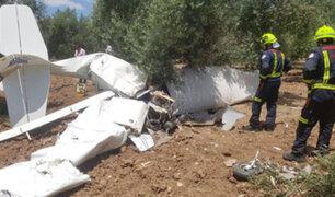 Brasil: un muerto y seis heridos deja accidente de avioneta en Sao Paulo
