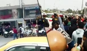 """Cercado de Lima: PNP captura a """"Marcas"""" que intentaron asaltar a cambista en Ocoña"""