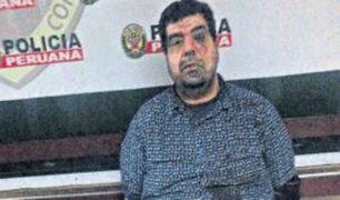 Hombre del cuchillo: jordano será llevado mañana a la carceleta del Poder Judicial