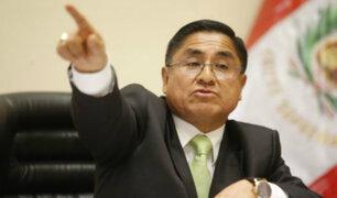Comisión que vería acusación contra Cesar Hinostroza no sesionó por falta de quórum