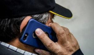 PNP advierte sobre audios que suplantan identidad de autoridades del Mininter