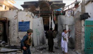 Afganistán: ataque a sede del Ministerio de Refugiados deja al menos 15 muertos