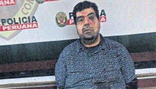 Jordano que hirió a policía con un cuchillo será recluido en penal Castro Castro