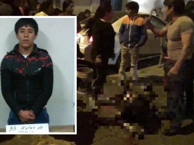 Fiscalía solicitó 9 meses de prisión preventiva contra sujeto que quemó a mujer en Cajamarca