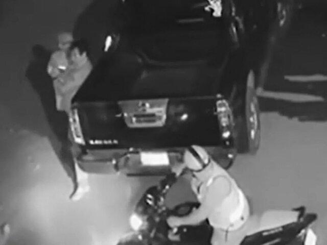 Puerto Maldonado: delincuentes asaltan a empresario pesquero y recibe disparo