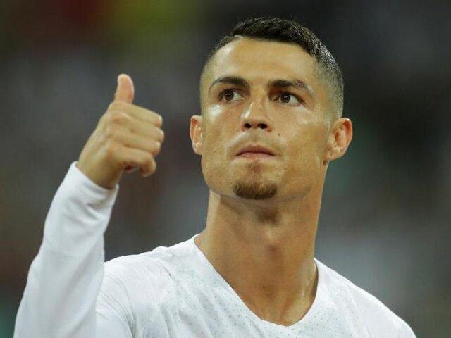 Con el debut de Cristiano Ronaldo, Juventus venció al Chievo Verona
