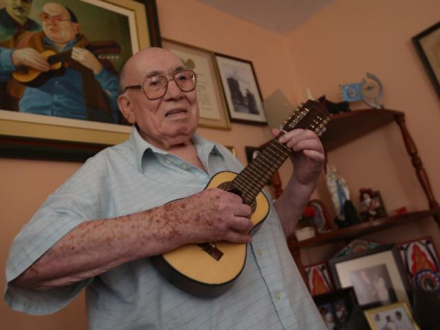 El folclor peruano está de luto: Jaime Guardia falleció hoy a los 85 años de edad