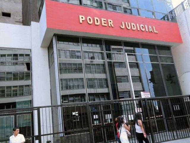 Condenan a 7 años de cárcel a exfiscal de Tambogrande por corrupción