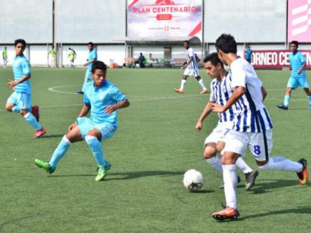 Torneo Centenario: mañana arrancan los cuartos de final por Panamericana Televisión