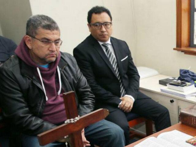 PJ amplía a 36 meses prisión preventiva contra Walter Ríos