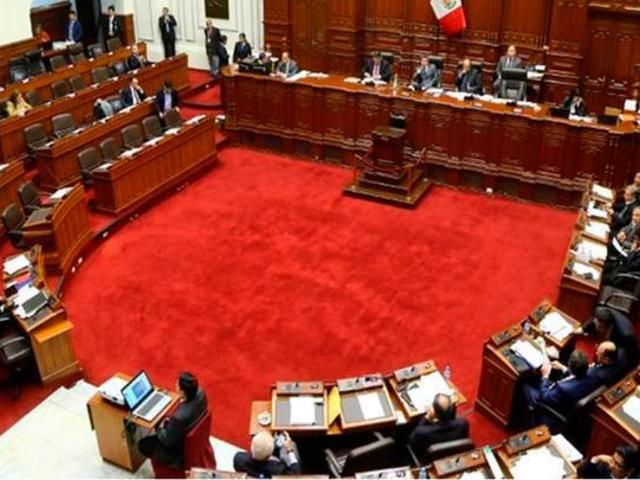 Por unanimidad, Congreso aprueba remoción de todos los miembros del CNM