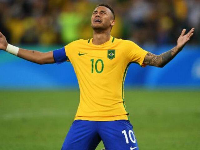 Eliminatorias Qatar 2022: Con Neymar, Rodrygo y Philippe Coutinho Brasil va por Bolivia y Perú