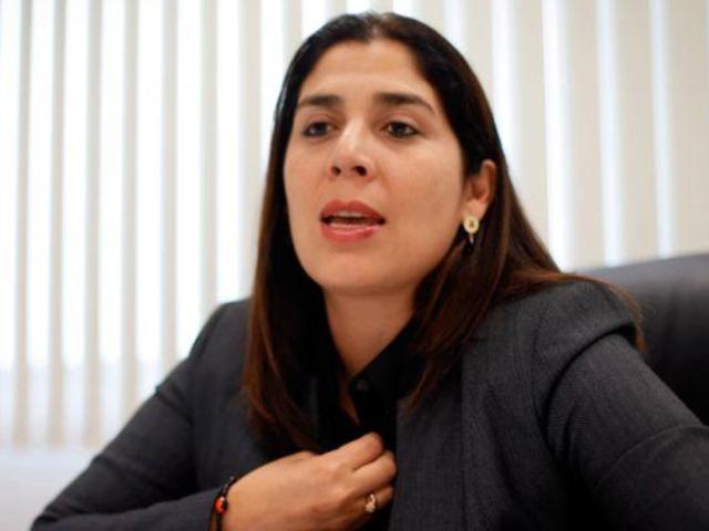 Úrsula Letona sobre allanamiento a Confiep: es algo a lo que ya nos tiene acostumbrados el fiscal Domingo Pérez