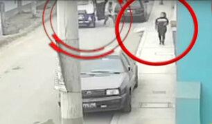 Chorrillos: delincuentes usan mototaxis para robar a vecinos y transeúntes