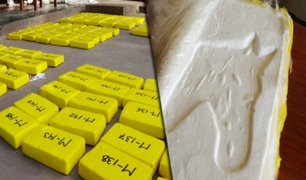 Vraem: 266 kilos de droga son incautados por la PNP en Satipo