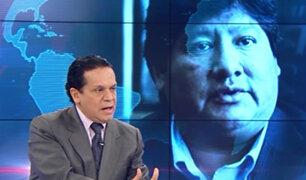 """José Luis Noriega: """"Hay inestabilidad en la FPF por los problemas de Oviedo"""""""