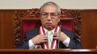 Jurista Julio Rodríguez analiza situación legal de fiscal Pedro Chávarry
