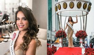 Miss Perú Mundo deberá devolver corona y reinado