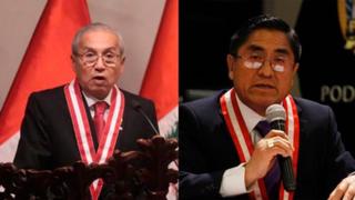 Pedro Chávarry se apartó de investigación que se le sigue a César Hinostroza