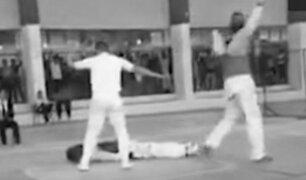 Cuba: joven de 16 años muere en pleno combate de Taekwondo