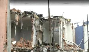 Derrumbe en Miraflores: otras viviendas afectadas por construcciones aledañas
