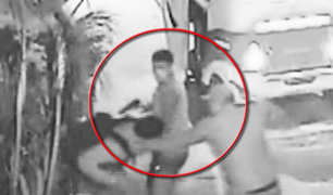 Lima Norte: delincuentes balean a policía en la puerta de su vivienda